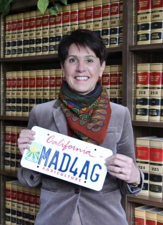CDFA's general counsel, Michele Dias.
