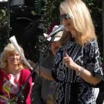 Thanks to emcee Kitty O'Neal with KFBK Newsradio!