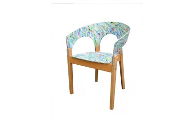 recycled lastic chair featured
