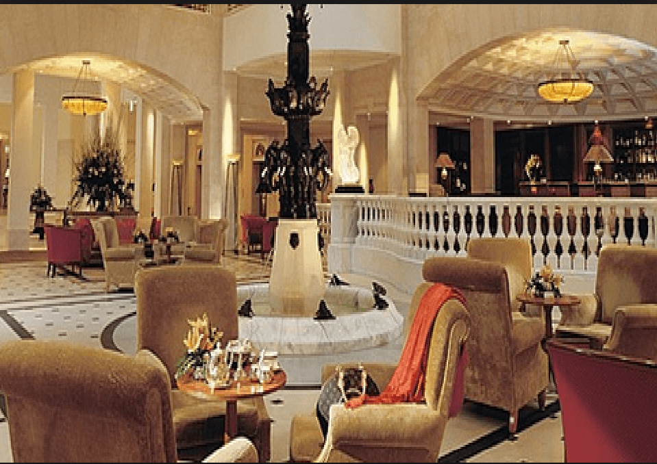 © Courtesy of Hotel Adlon Kempinski