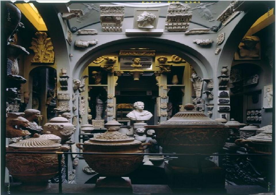 © Sir John Soane's Museum