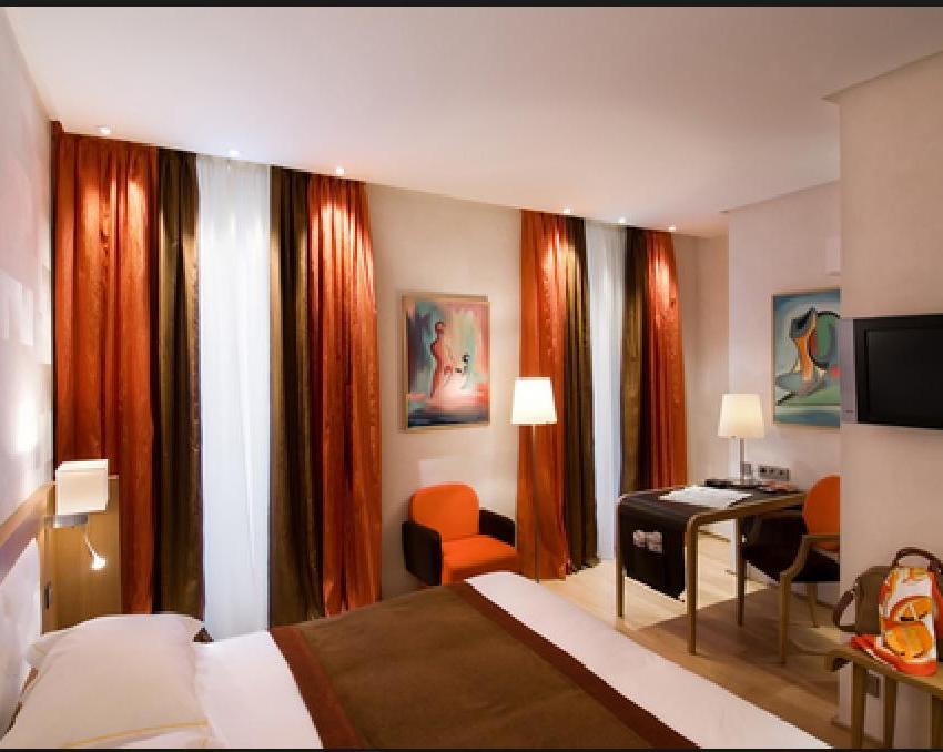 © Hotel Le Six