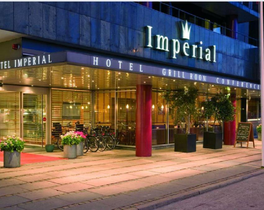 © Imperial Hotel Copenhagen