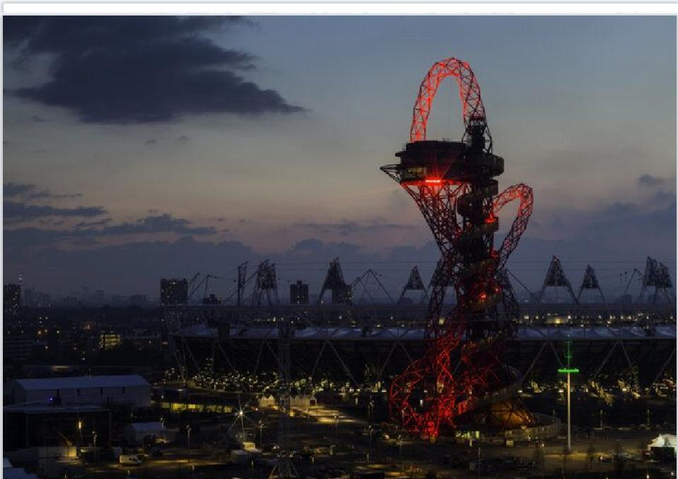 © Courtesy of ArcelorMittal Orbit