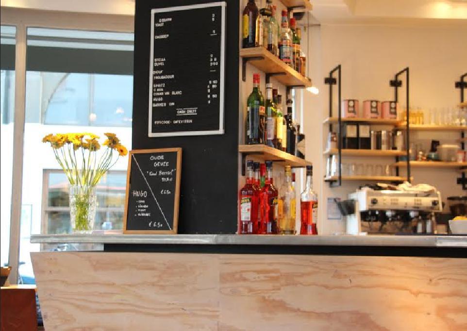 ©courtesy of Café Vitrin