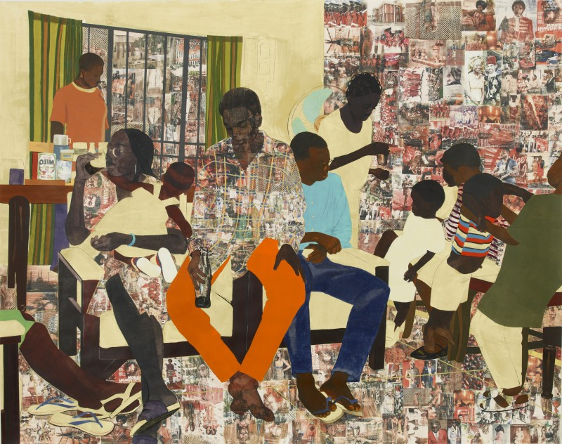 Njideka Akunyili Crosby, 5 Umezebi St. New Haven Enugu 2012
