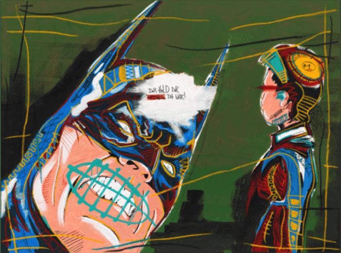 Daniel Harms, Arist, Berlin, Platea Magazine