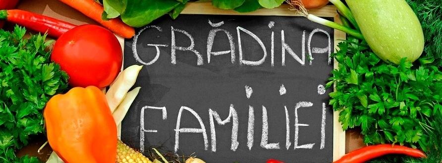 Gradina Familiei, Bio pentru o cauza buna
