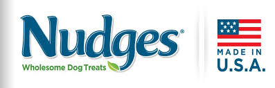 Nudges Wholesome Dog Treats Made in the USA