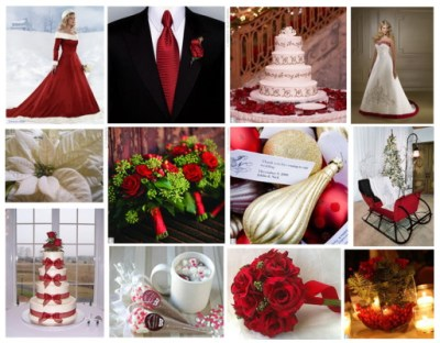 2012 Wedding Colors ~~ Winter Weddings 101 | Platinum ...
