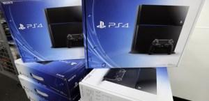 The Sony Playstation 4