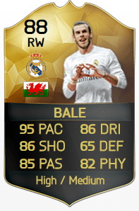 Bale upgrade