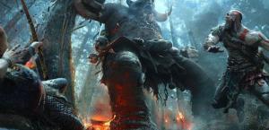 god of war 4 art