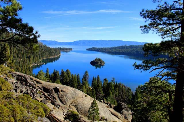Lake Tahoe & Reno