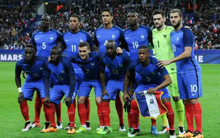 France Final Squad for the 2018 FIFA World Cup 2018 Russia  Dimitri     The France national football team has announced their final 23 man squad  for 2018 FIFA World Cup which included quite a few surprises