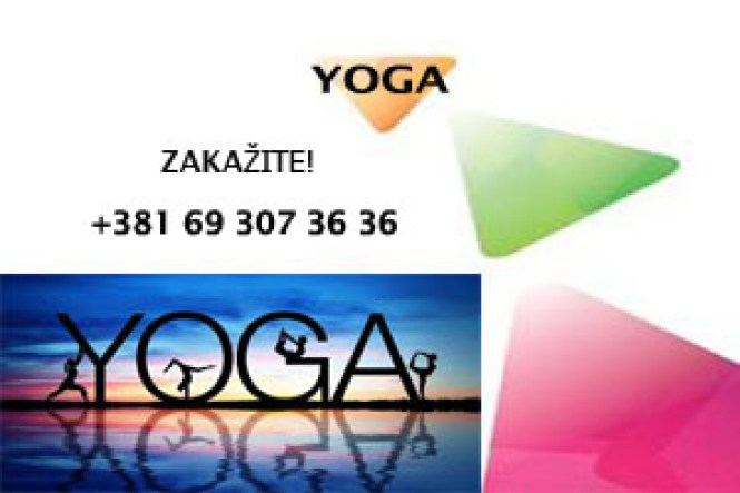Yoga u prostoru Playforward