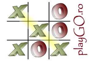 Joaca X si 0 Tic Tac Toe online