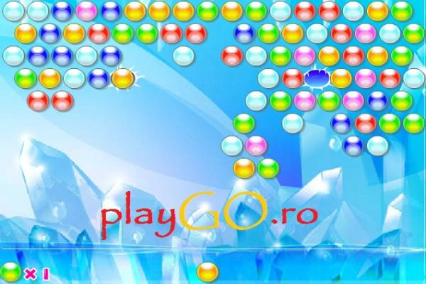 Joaca Bubble Shooter Elements online