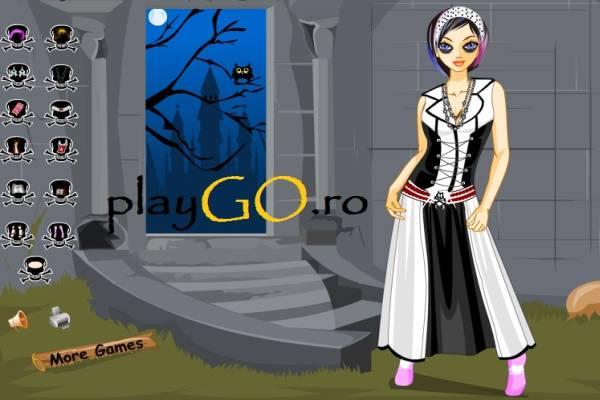 Joaca Girl dressup online