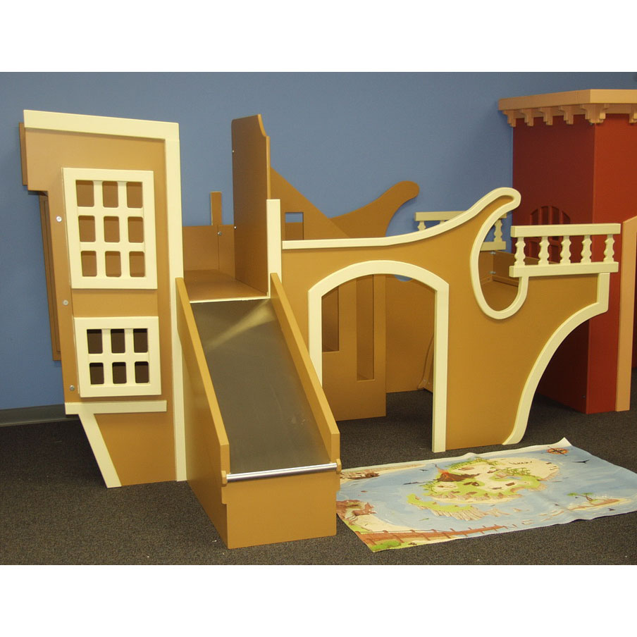 Fullsize Of Pirate Ship Playhouse