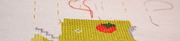 [:ru]Liebevolle Kreuztichentwurfe Лулу Белл в огороде салатовое платье помидорчик