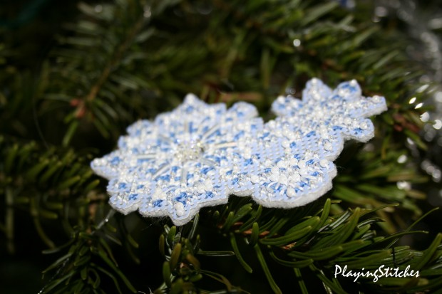 [:ru]Милл Хилл Новогодние украшения снежинка елочное украшение