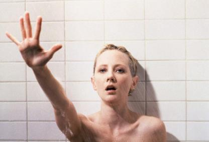 Psycho remake shower