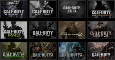 CALL-OF-DUTY-Series