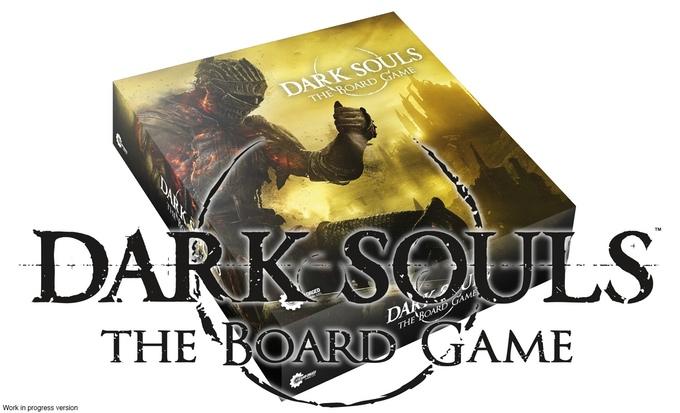 Dark Souls som brætspil på Kickstarter
