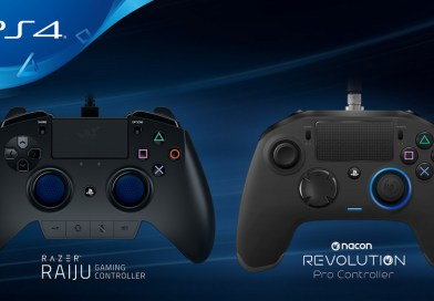 "Sony lancerer officielle ""Pro"" controllere"