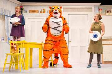 The Tiger Who Came For Tea Lyric Theatre 02