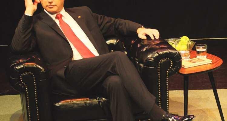 Bill Clinton Hercules Park Theatre