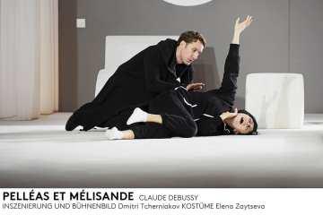 Pelléas et Mélisande Opernhaus Zurich 07