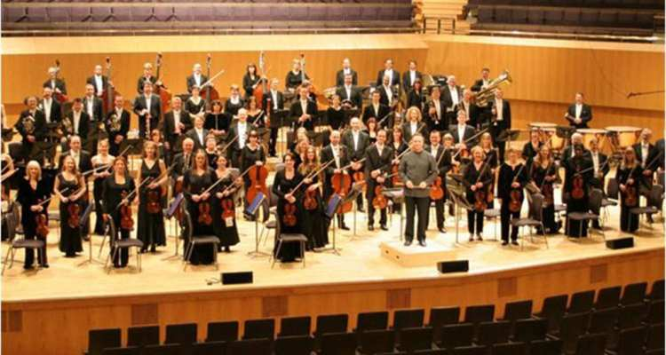 The Hallé Orchestra Manchester at Shanghai Grand Theatre