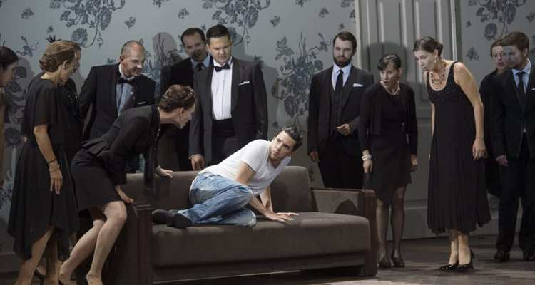 Hamlet Theater an der Wien