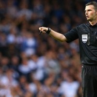 English Premier League Referees: Match Week 2 (August 23-25)