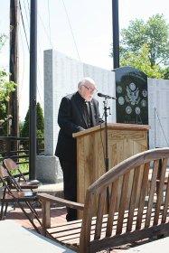 Father John Backes of St. Stanislaus Kostka Church