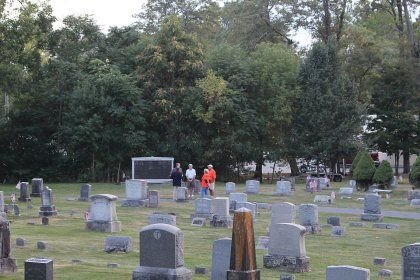 Historical Graveyard Walk