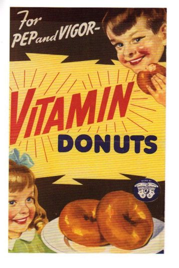 wwII government health poster