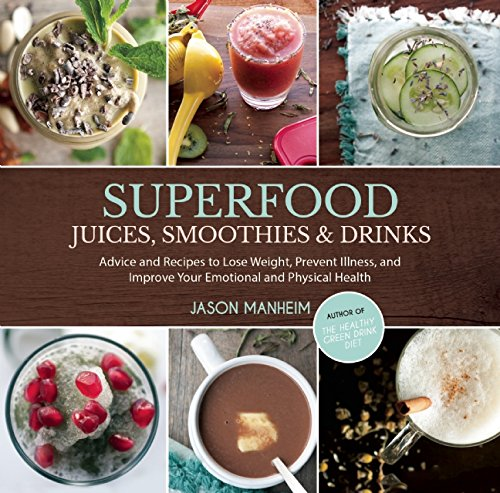 superfood juices book