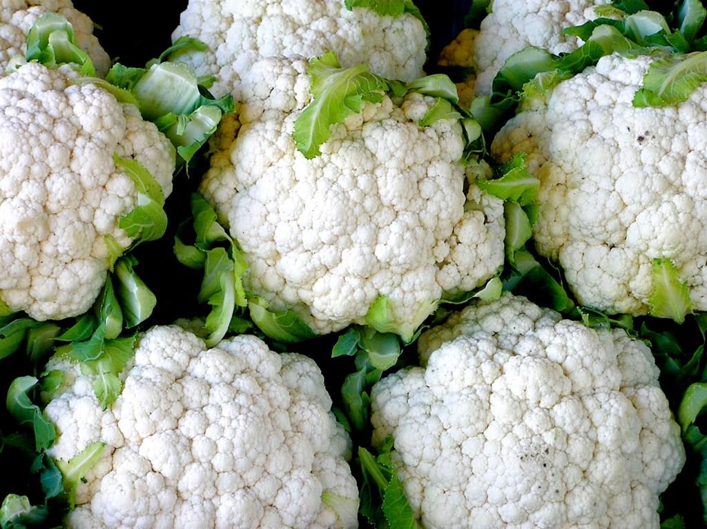 Tryptophan: Cauliflower
