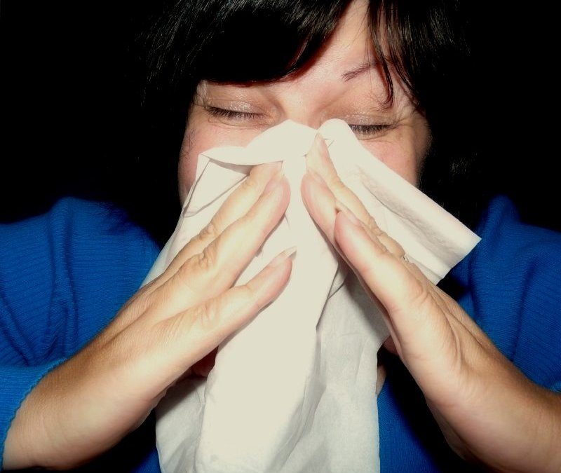 Coughs and Sneezes.