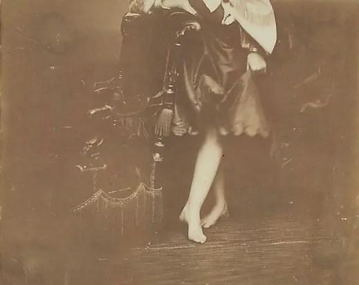 Etude de jambes (1860's)