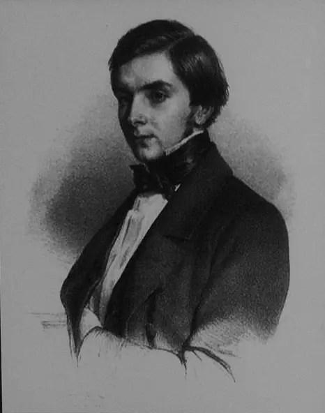 Guido Henckel von Donnersmarck en 1871, au moment de son mariage avec La Païva (Hôtel Païva)