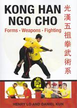 Kong Han Ngo Cho Five Ancestors Fist