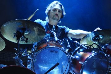 Dave Lombardo. Baterista. The Misfits. Reunión. Cúsica Plus