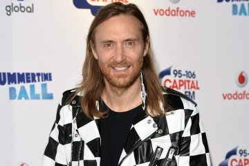 Capital Summertime Ball - Photocall