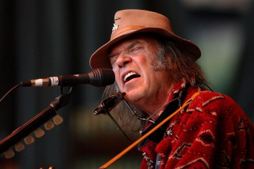 Neil Young. Nuevo tema. Indian Givers. Video nuevo. Cúsica Plus