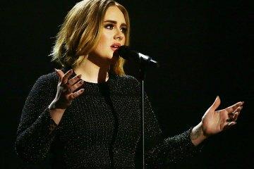 Adele. Dedica concierto en Nueva York a Brangelina. Cúsica Plus