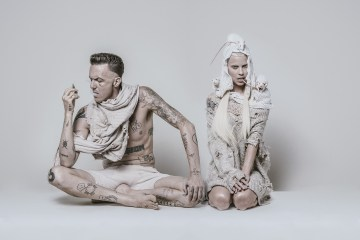 Die Antwoord. Fat Faded Fuck Face. Nuevo tema. Mount Ninji and da Nice Time Kid. Separación. Cúsica Plus